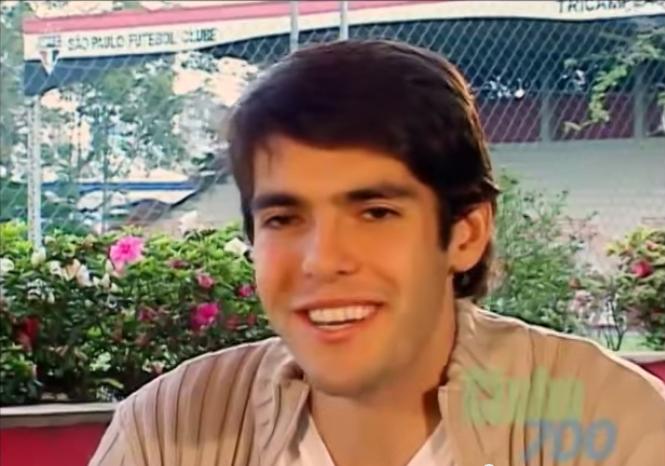 História de Kaká